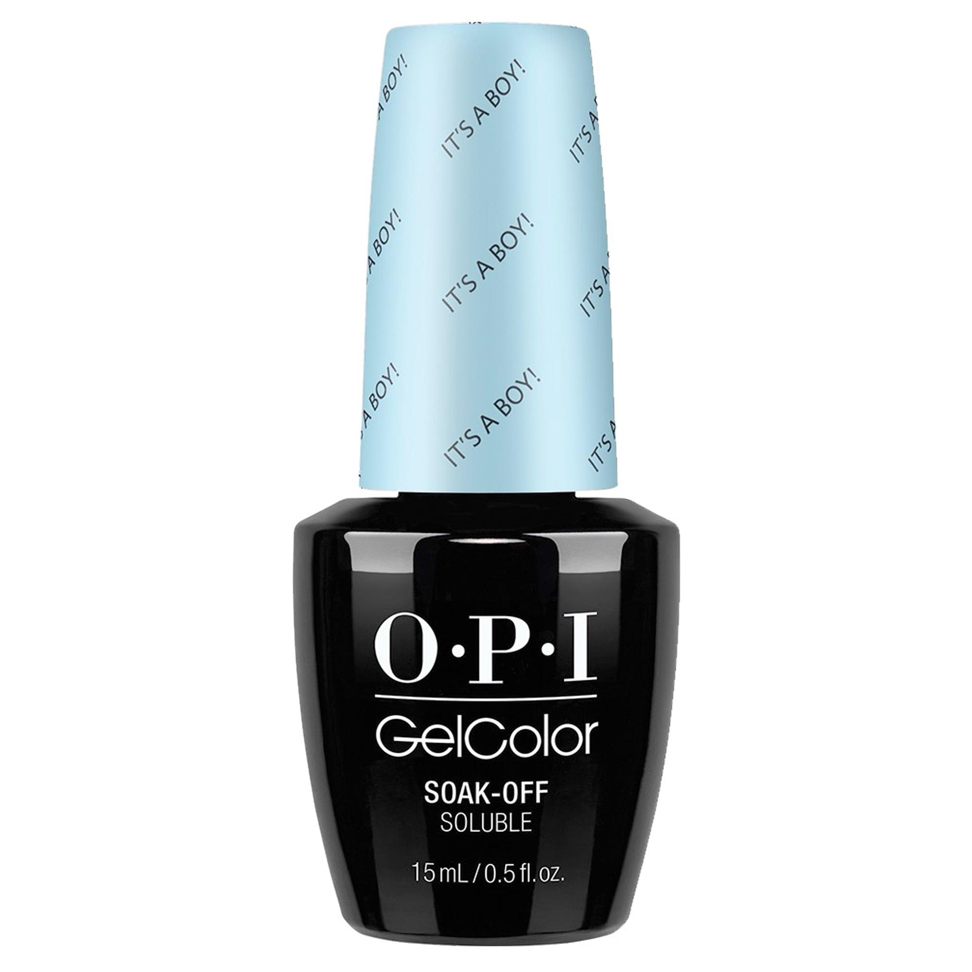 Opi Gelcolor Opi Gel Color Soak Off Gel Polish Its A Boy 15ml Gc T75