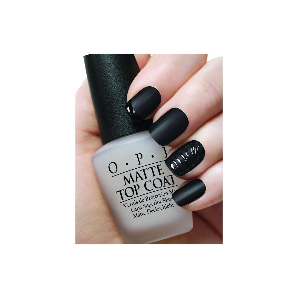 Opi Nail Polish Matte Top Coat Nt T35 15ml