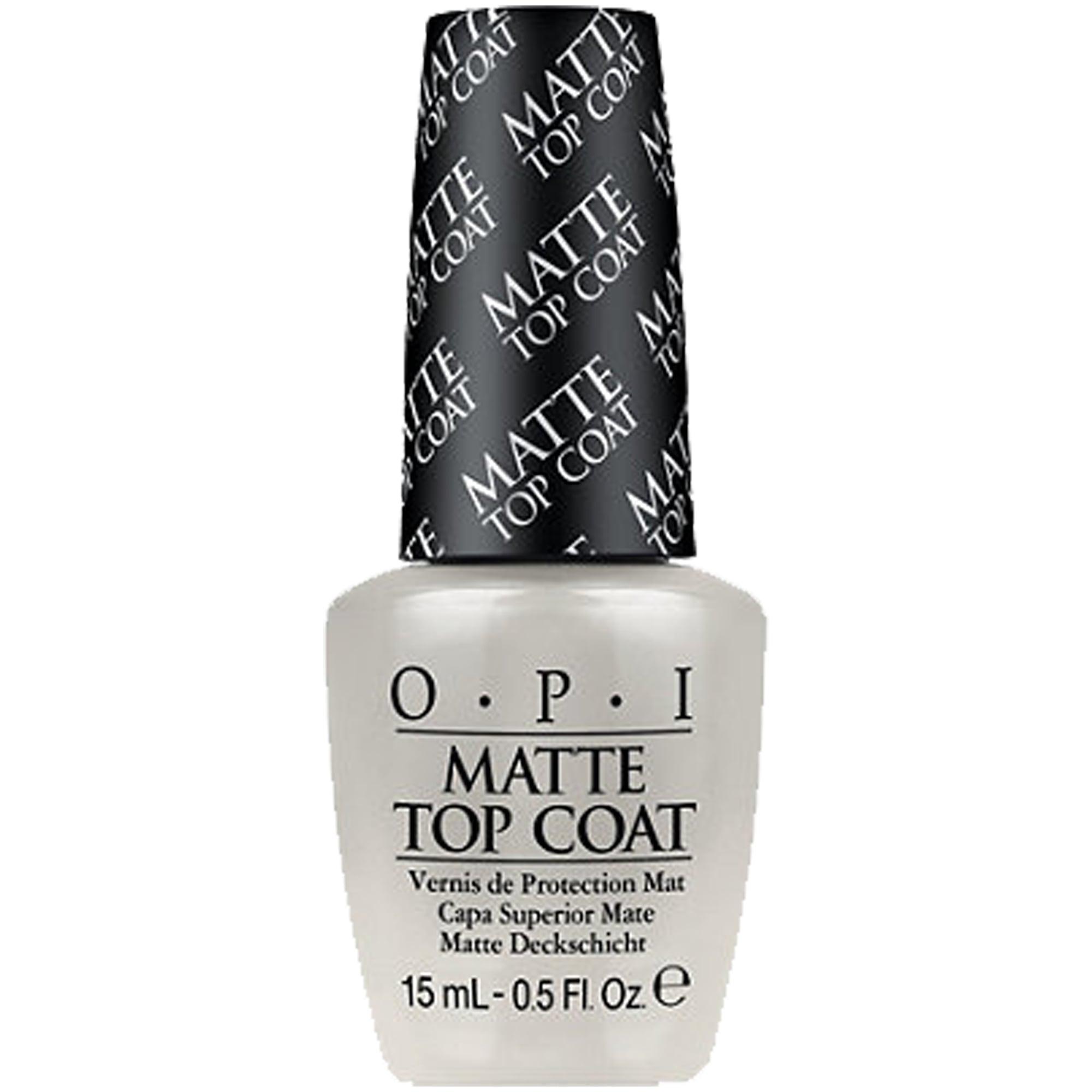 Opi Nail Polish Matte Top Coat Nt T35 15ml