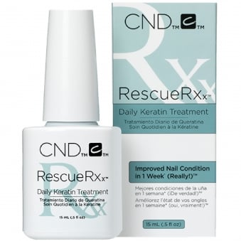 Rescue RXx - Daily Keratin Treatment (050) 15ml